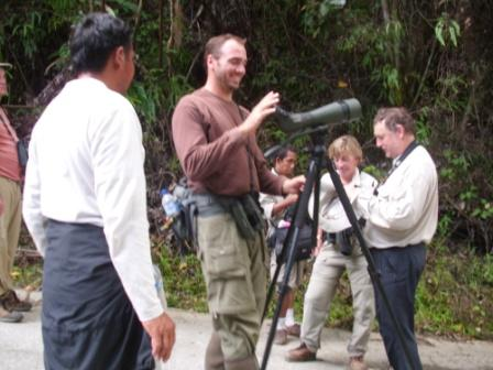 Lore Lindu Birding Tours with David Shackelford