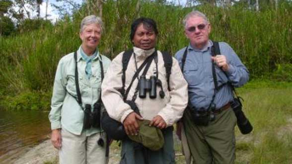 Birdwatching Tours on Tanjung Putting, Kutai National Park, Lore Lindu and Bali Barat National Park