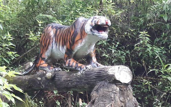 Tiger-Monument-on-Kerinci-Seblat-NP